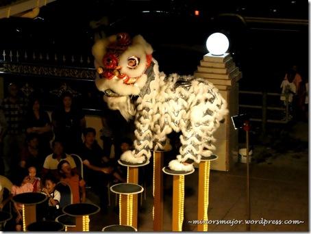 Lion dance 12