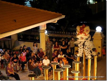Lion dance 16