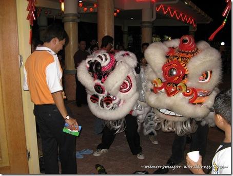 Lion dance 2