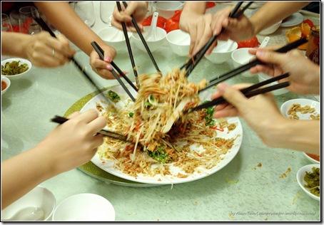 CNY dinner6