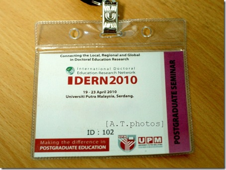 IDERN 1
