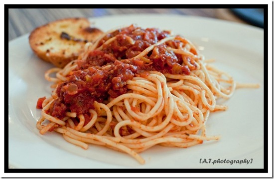 Bolgo Spaghetti